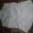 Отдается в дар Белая офисная рубашка