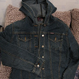 Отдается в дар Куртка женская, джинсовая