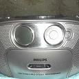 Отдается в дар кассето-диско-радио-проигрыватель филипс. диски не крутит((