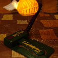 Отдается в дар Лампа для книг