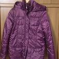 Отдается в дар Куртка демисезонная женская, 42-44, рост 170