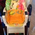 Отдается в дар детский стульчик для кормления CHICCO