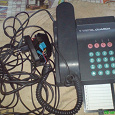 Отдается в дар Телефон кнопочный с автоответчиком Трител Кварда