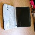 Отдается в дар ноутбук ACER 5520 треб. ремонта