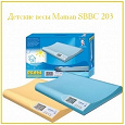Отдается в дар Детские весы Maman SBBC 203 (Б/У)