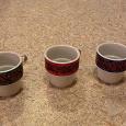 Отдается в дар Набор из кофейных чашек