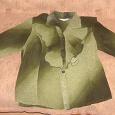 Отдается в дар Нарядная блузка для девушек в теле