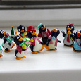Отдается в дар Коллекция игрушек Киндер-сюрприз из 90-ых