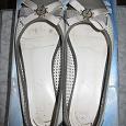 Отдается в дар Летняя обувь, стелька 23,5 см