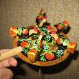 Отдается в дар игрушка деревянная — курочки