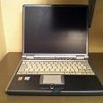 Отдается в дар ноутбук Fujitsu-Siemens Lifebook S6010