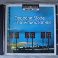 Отдается в дар Диск с видеоклипами Depeche Mode