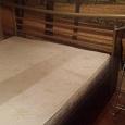 Отдается в дар Кровать двухспальная 190*155