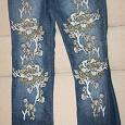 Отдается в дар джинсы Victoria Beckham
