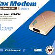 Отдается в дар Факс-модем ACORP (модель v92/v44)