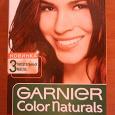 Отдается в дар Краска для волос Garnier color naturals