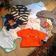 Отдается в дар Пакет детской одежды от 0 до 2 лет