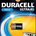 Отдается в дар Батарейка Duracell ULTRA