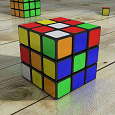 Отдается в дар Кубик Рубика ;)