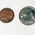 Отдается в дар монеты Багамских островов