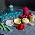 Отдается в дар Набор игрушечной посуды