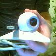 Отдается в дар Web камера и микрофон