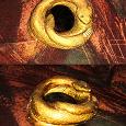 Отдается в дар пепельница в виде змеи