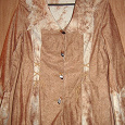 Отдается в дар Куртка ветровка без подкладки, двусторонняя, р.L, ф-ма LIHEBO