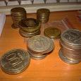 Отдается в дар монеты России 1992-1993 годов