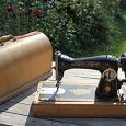 Отдается в дар Швейная машинка ручная производства первой половины 20 века (ПМЗ им. Калинина)