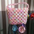 Отдается в дар Маленькая сумочка для девочки.