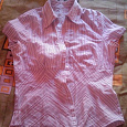 Отдается в дар Женская рубашка 44-46