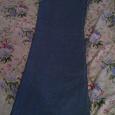 Отдается в дар Женские джинсы стрейч — Stove Pipe: прямого покроя, широкие -таки «трубы».