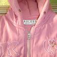 Отдается в дар курточка для девочки 2-3 лет. Осень-весна