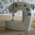 Отдается в дар швейная машинка мини версия