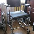 Отдается в дар инвалидная коляска
