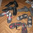 Отдается в дар обувь мужская-подростковая, от 39 до 42 размера