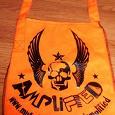 Отдается в дар сумка-мешок ораньжевая