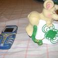 Отдается в дар Копилка керамическая Мышка