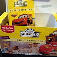 Отдается в дар разный чай пакетированный, см.фото