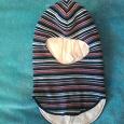 Отдается в дар Шапка-шлем на ребёнка