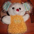 Отдается в дар Кукла-перчатка мышка