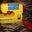 Отдается в дар игрушка «швейная машинка»