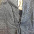 Отдается в дар куски пальтовой ткани