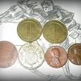 Отдается в дар Монеты Финляндия и Америка...$