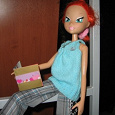 Отдается в дар Кукла Winx Блум
