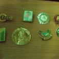 Отдается в дар значки и медаль