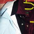 Отдается в дар Подросткам: рубашки однотонные + футболка белая