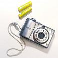Отдается в дар Цифровой фотоаппарат Canon PowerShot A1100 IS