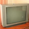 Отдается в дар телевизор рабочий sony